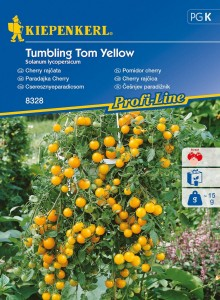 Pomidor cherry Tumbling Tom Yellow Solanum lycopersicum